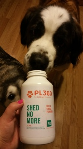 Ossian smelling PL360 Shed No More Supplements